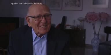 Gerd Bacher über sich