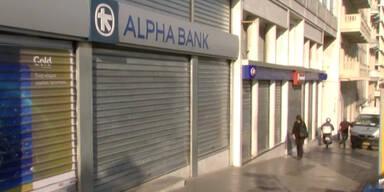 Athen ruft Griechen zu Ruhe auf