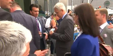 Griechen: Finanzminister Krisentreffen