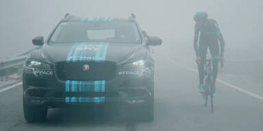 Erstes Video vom Jaguar F-Pace