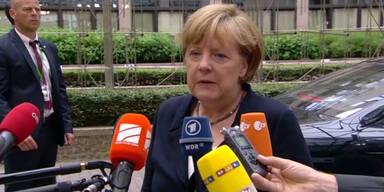 Merkels Ultimatum für Griechenland