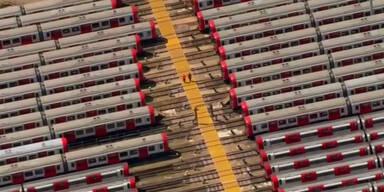 Chaos wegen U-Bahnstreik
