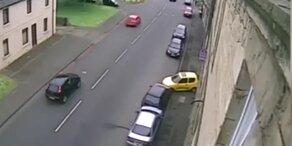 Der schlechteste Autofahrer der Welt