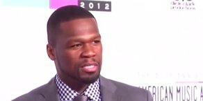 US-Rapper 50 Cent ist pleite