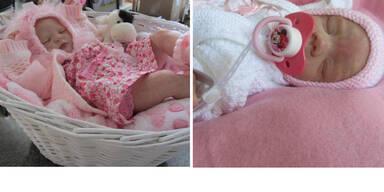 Teresa Russon  - ihre Baby-Puppen