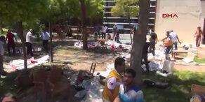Tote bei Explosion in der Türkei
