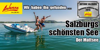 Salzburgs schönster See - Mattsee