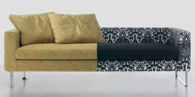 """""""Lady Madonna""""– Create your own Sofa"""