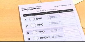 OÖ: die Koalitionsvarianten