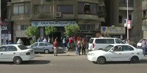 Brandanschlag in Kairo fordert Tote