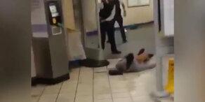 London: Die brutale Messerattacke