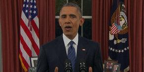 Wichtigste Sager von Obama