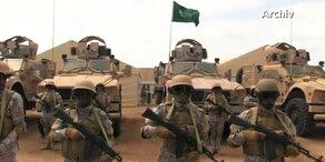 Saudi-Arabien: Kampf gegen Terror