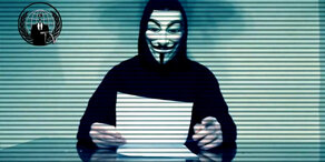 Anonymous: Drohvideo an Türkei