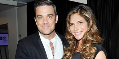 Robbie Williams, Ayda Fields