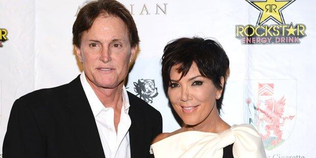 Kris Jenner: Jetzt kommt die Scheidung