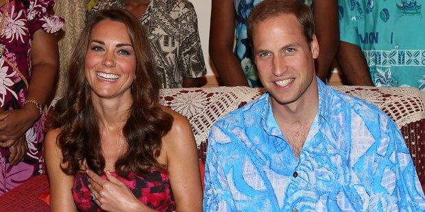 Kate: Familien-Urlaub in der Karibik