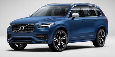 Volvo bringt neuen XC90 R-Design