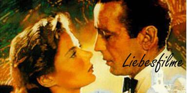 Die schönsten Liebesfilme