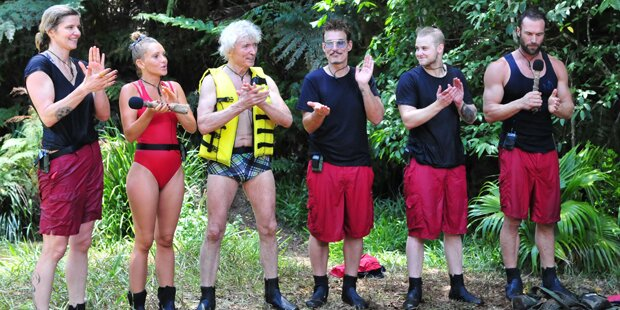 Dschungelcamp: Das sind die Finalisten