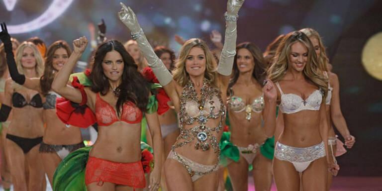 Victoria's Secret Show ohne Miranda & Cara