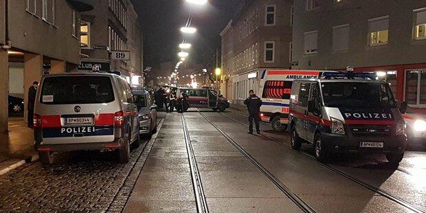 Terror-Alarm in Ottakring