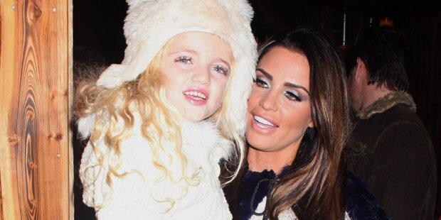 Katie Prices Tochter hasst Namen