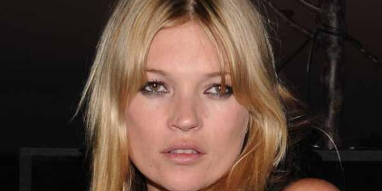Kate Moss - Nervenzusammenbruch?