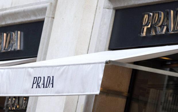 Prada öffnet Restaurant in Mailand