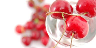 Sommerobst Kirschen - gesund und gut