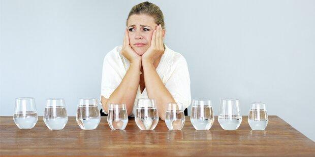 Kann Wassertrinken beim Abnehmen helfen?