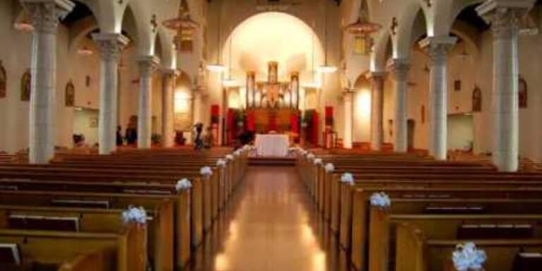 Impotentem Mann kirchliche Trauung verweigert