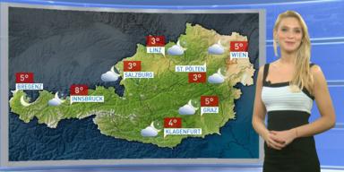 Wetterupdate: Baldige Nebelauflösung, oft recht sonnig