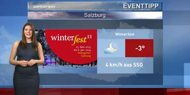 Der Eventtipp: Winterfest in Salzburg