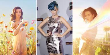 Katy Perry zeigt sich von ihrer natürlichen Seite