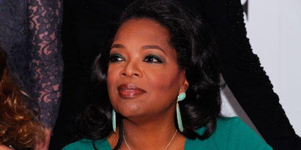 Rassismus gegen Oprah?
