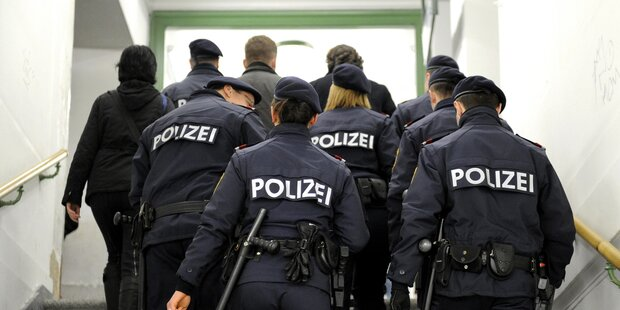 Leiche eines gefesselten Mannes in Wien gefunden