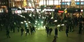 Köln: Horror-Silvesternacht