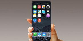 iPhone 7: Ist das die neue Oberfläche?