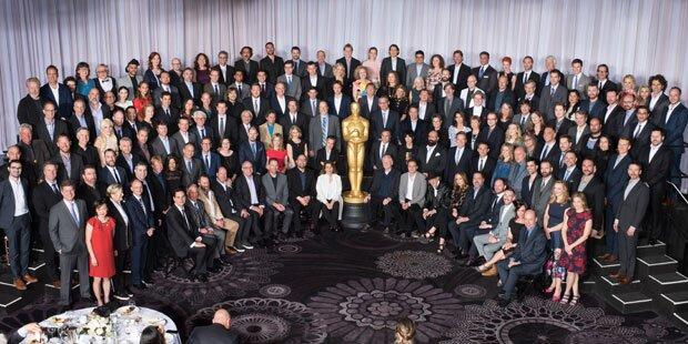 Die Oscars so weiß wie nie