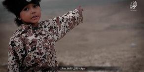 IS: 4 jähriger sprengt Männer
