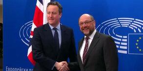 Briten: Keine Garantie für künftige Gesetze