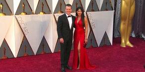 Stars auf dem Roten Teppich der Oscars