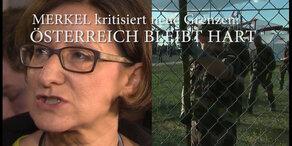 Österreich: die Grenzen bleiben dicht