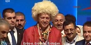 Erdogan-Satirevideo Nr.2