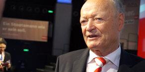 Andreas Khol startete Wahlkampf