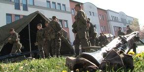 Österreichs Heer rüstet nach