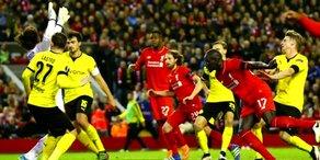 4:3! Liverpool dreht irres Tor-Festival