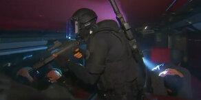 Frankreich rüstet sich mit Terrorübung für EM