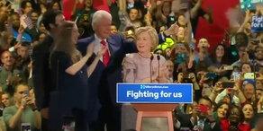 Trump und Clinton siegen in New York